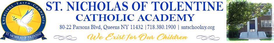 St  Nicholas of Tolentine Catholic Academy